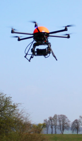 Height Tech Hexacopter