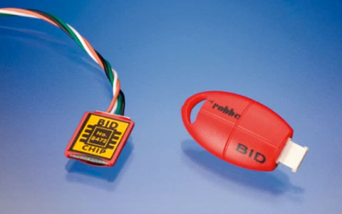 BID Key Chip von Robbe