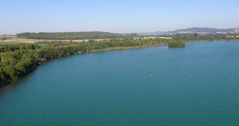 Singliser See mit der Sony PJ780