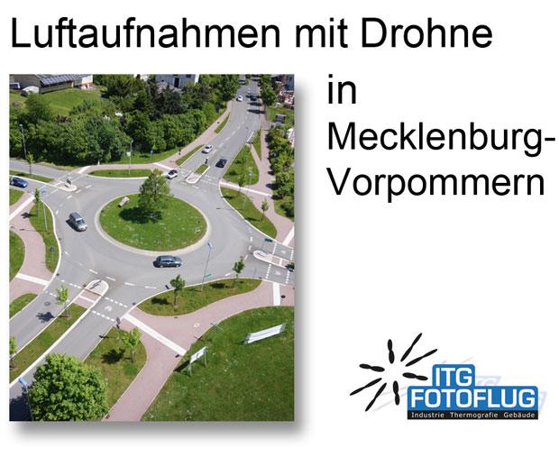 Luftaufnahmen in Mecklenburg Vorpommern