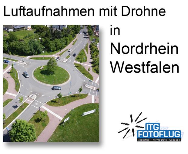 Luftaufnahmen NRW