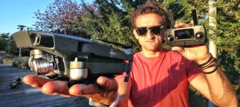 dji mavic pro drohne quadrocopter datenblatt test preis bestellen kaufen youtube casey neistat