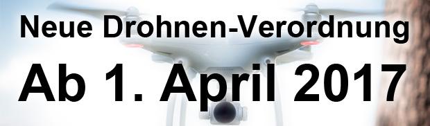 Neue Drohnen Verordnung ab 1. April 2017: Regeln, Verbote und mehr in diesem Artikel zusammengefasst