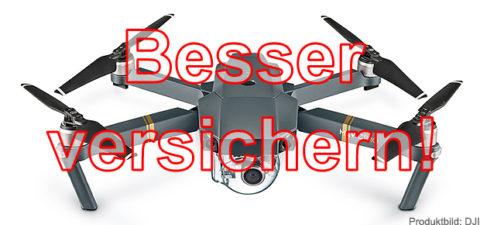 Details und Tipps zur Drohnenversicherung für Privat und Unternehmen finden Sie hier.